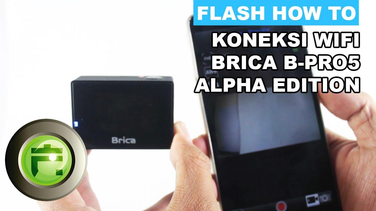 Menghubungkan Brica B Pro5 Ae Ke Smarphone Melalui Wifi Flash Alpha Edition Mark Iis 4k Komplit Ae2s 2s 2 Gadget Store Indonesia