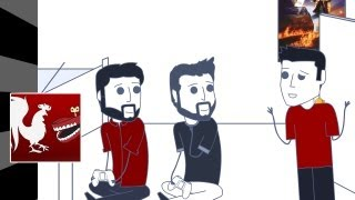 Kyle Becomes Wolverine – Rooster Teeth Animated Adventures