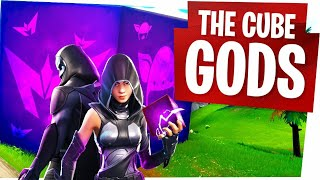 The Cube Gods! Fortnite Funny Moments w/ Wildcat