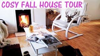FALL HOUSE TOUR 2017   MINIMALIST FARM HOUSE DECOR UPDATES