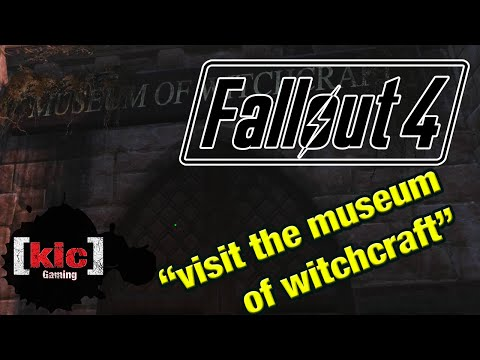 Visit the Museum of Witchcraft/The Devil