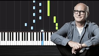 Download Ludovico Einaudi - Una Mattina (Intouchables) - Piano Tutorial by PlutaX - Synthesia Mp3 and Videos