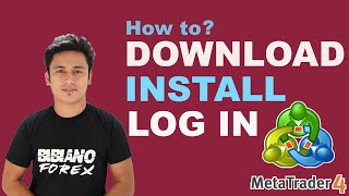 Download How to Download Install and Log in to MetaTrader 4 PC and Mobile - Forex Trading Philippines