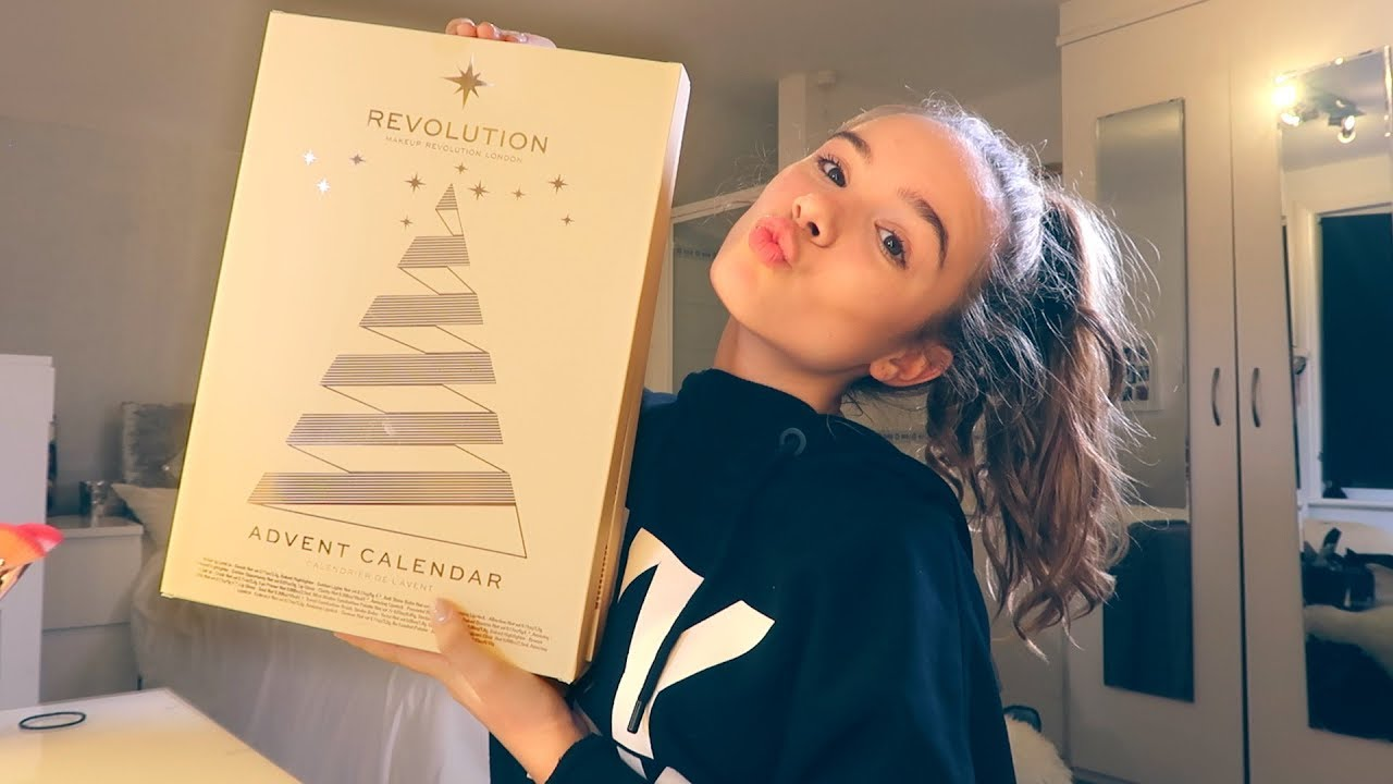 opening the revolution advent calendar   is it worth the