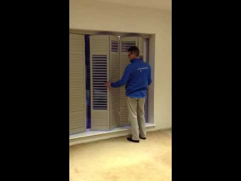 S-Craft Tracked Shutters