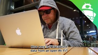 How easy is it to capture data on public free Wi-Fi? - Gary explains thumbnail