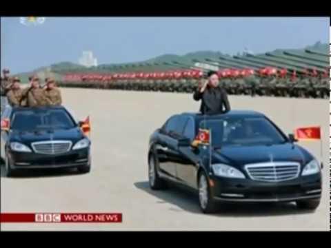 Joe Cirincione discusses the North Korean situation on BBC World News 4/26/17