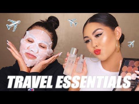 TRAVEL ESSENTIALS WORTH YOUR MONEY | Roxette Arisa