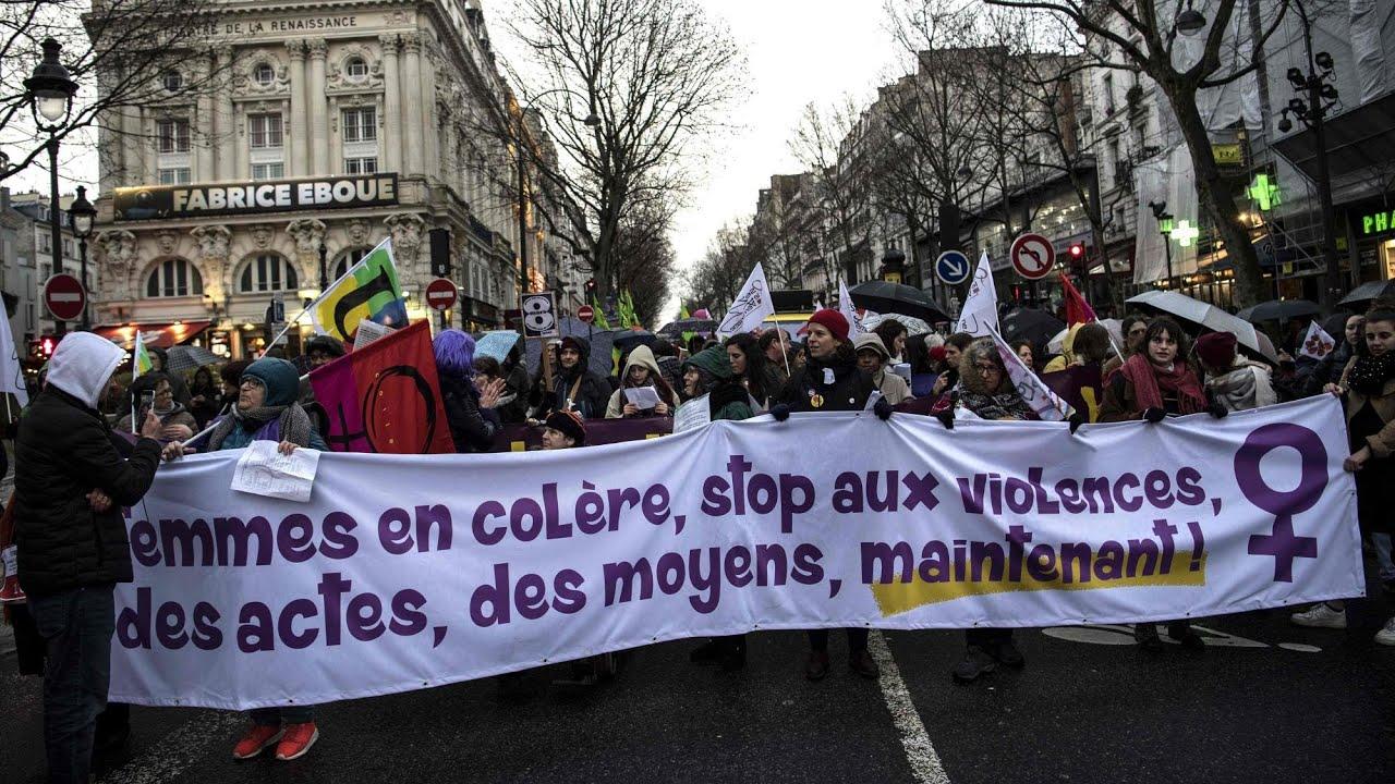 How International Women's Day was celebrated around the world