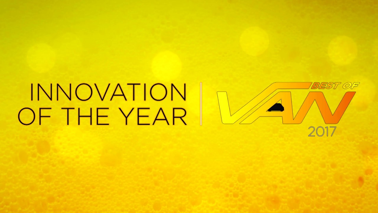 a59b587245 Best of Van 2017  Best Innovation Belgium - YouTube