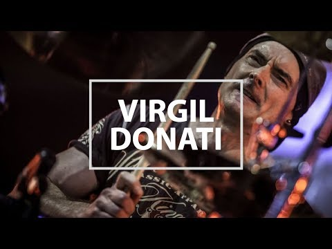 Virgil Donati Drum Solo With Music by Alastair Taylor