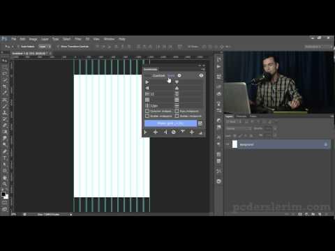 #4 Photoshop Web Arayüz Tasarım Eğitimi