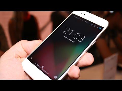 Gigaset ME Pure 5-Zoll Full-HD-Smartphone mit Octacore-SoC im Hands-On [DEUTSCH]
