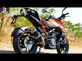 2019 KTM Duke 250 ABS First Ride Review Braking Test #Bikes@Dinos