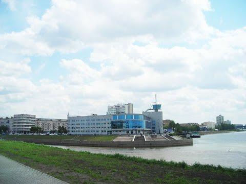 Omsk. City's 300 year history