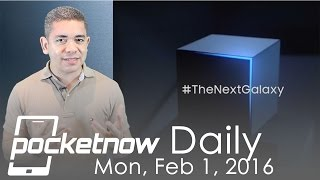 Galaxy S7 renders leaked, Google Nexus changes & more - Pocketnow Daily