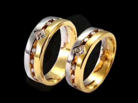 Jewellery Designs In Kerala Wedding Rings Youtube