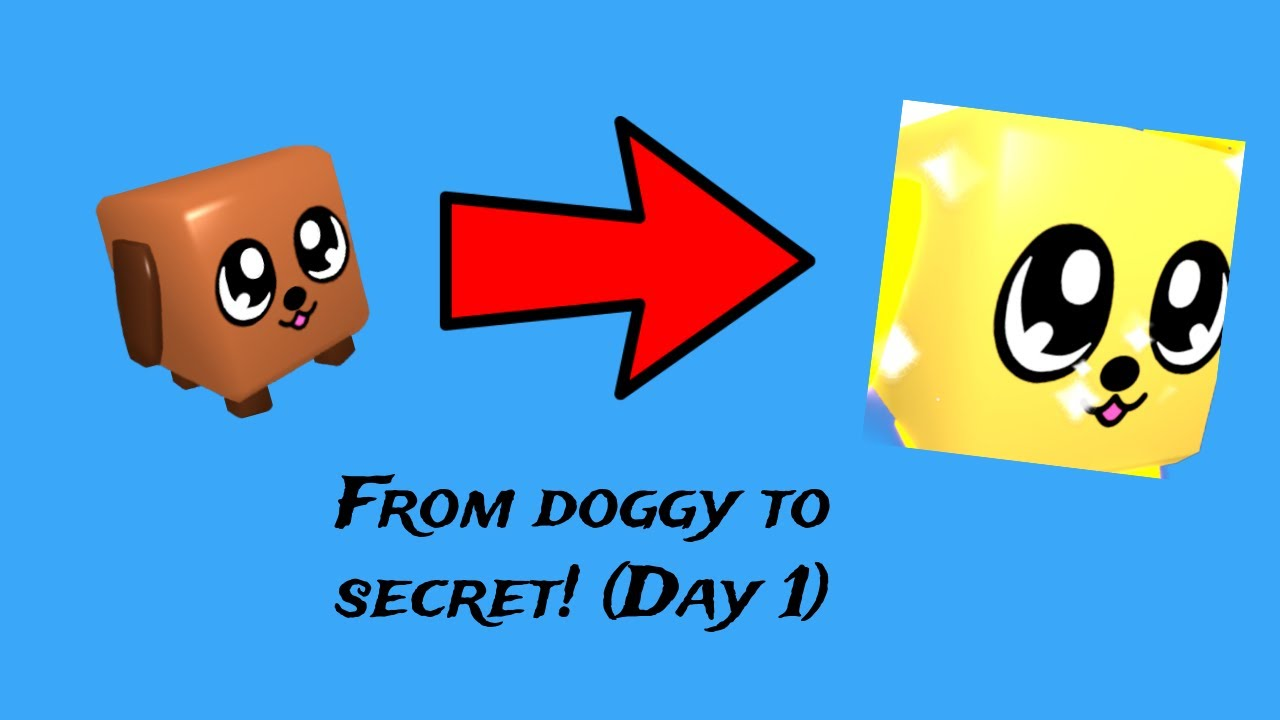 Roblox Bubble Gum Simulator Doggy Doggy To Secret Pet Part 1 Roblox Bubblegum Simulator Youtube