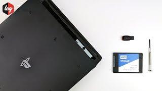 PS4 Pro HDD vs SSD 속도비교 - 돈이냐 …