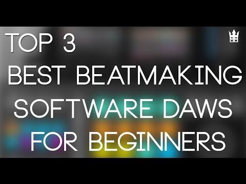 Top 3 Best Beatmaking Software For Beginners