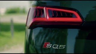 Новая Audi SQ5 2017 - Когда не хочешь возить воздух