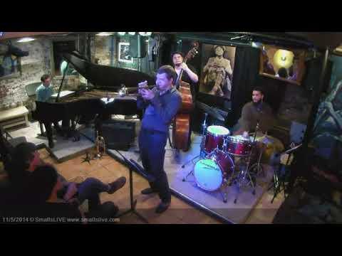 Vitaly Golovnev Quartet at Smalls Jazz Club, NYC November 5. 2014