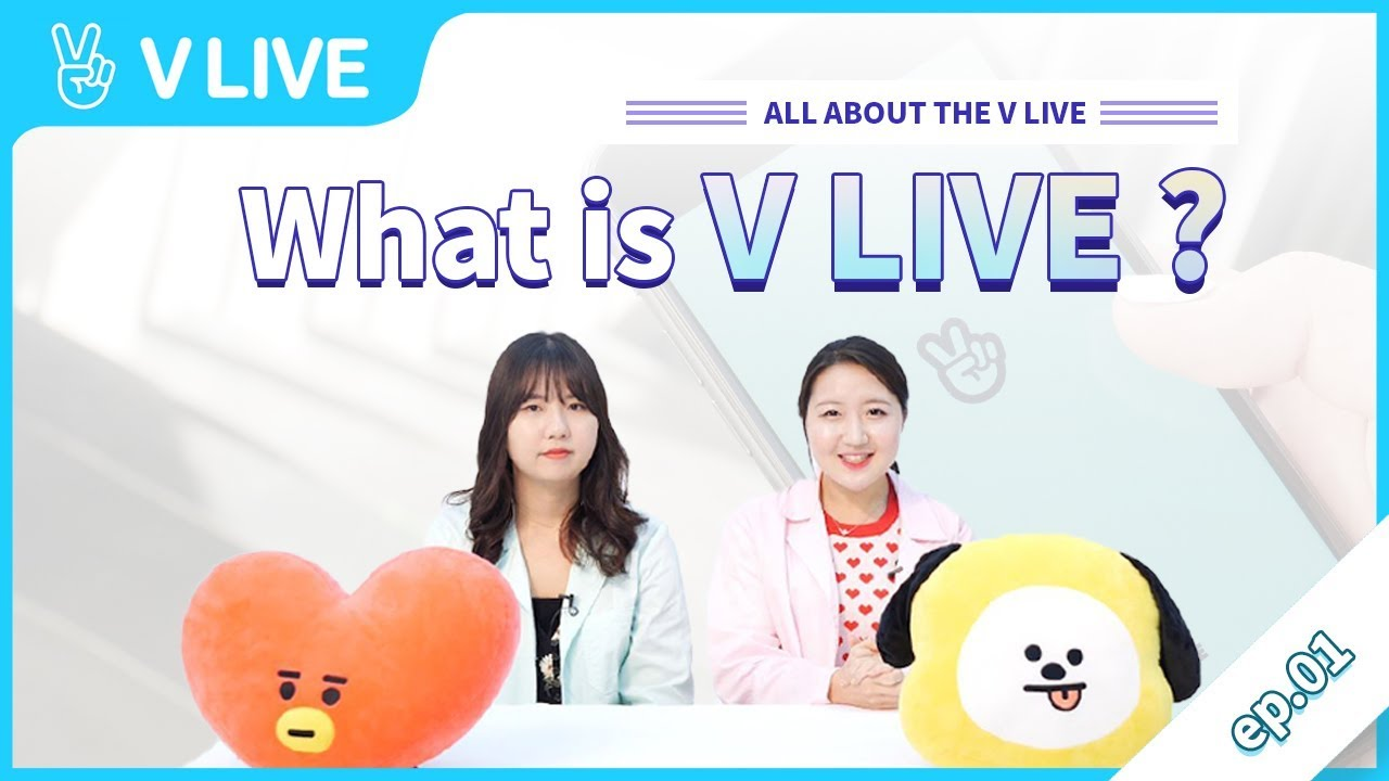 [Kpop Lab] Ep.8 An Introduction to V Live