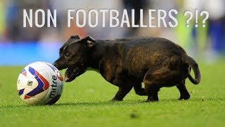 Best of Goals Scored By Non Footballers  ● 4K