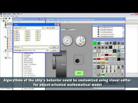 Transas Virtual Ship Yard