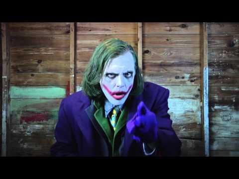 Heath Ledger Joker Impersonation