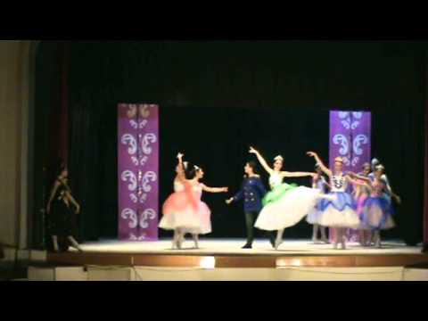 La princesas bailarinas.vals final Videos De Viajes
