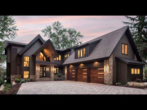 rustic-modern-house-|-bloxburg:-speed-build-|-$400k