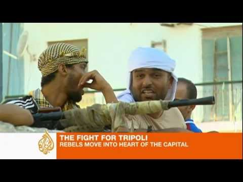Zeina Khodr reports the latest in Tripoli