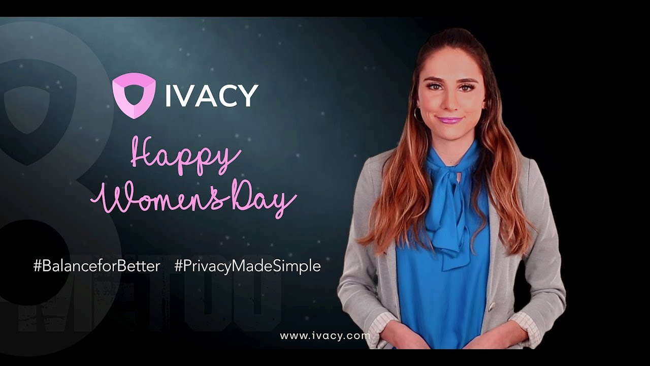 Protect Yourself from Cyber Harassment on Women's Day 2019
