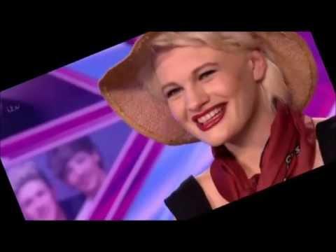 The X Factor 2014 UK - Chloe Jasmine sings Black Coffee - Audition Week 1