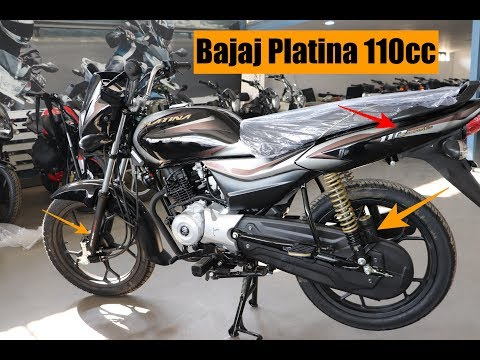 2019 Bajaj Platina 110cc ASB Review Price Mileage New Features In Hindi
