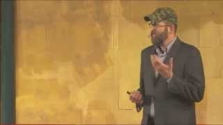 I have something to tell you: Adrain Chesser at TEDxAmRing