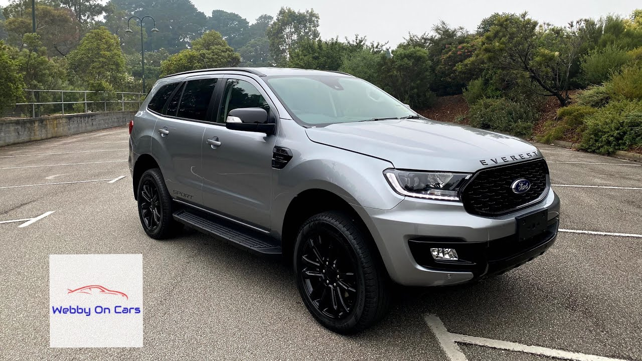 2020 Ford Everest Pricing