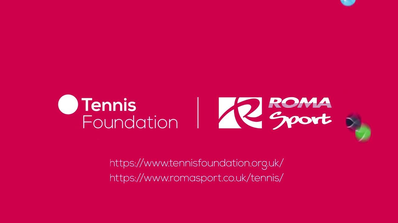 c4c6dc2bbc3 Tennis Foundation National Wheelchair Championships   Roma Sport ...