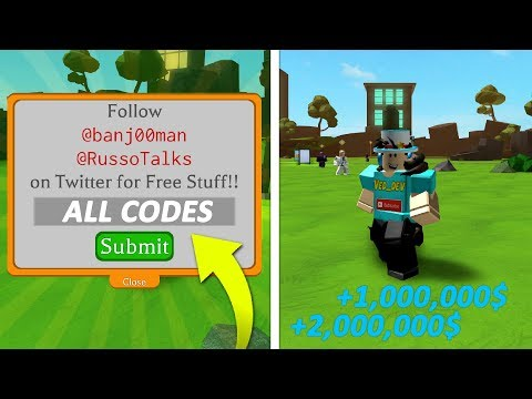 ALL CODES IN ANIME TYCOON! (Roblox)