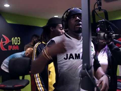 "Wyclef Jean Vs ""Mr. Bombastic"" Shaggy    Sound Clash"