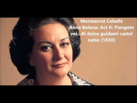 Arias for Giuditta Pasta by Donizetti and Bellini
