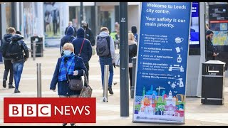 "UK government warns  of ""third wave"" of coronavirus if rules relaxed - BBC News"