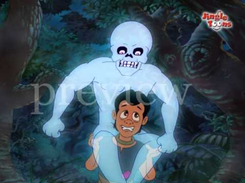 Sahasi Jai - Animation horror / adventure Story in Hindi By Jingle Toons