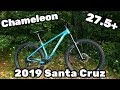 2019 Santa Cruz Chameleon D+ Review and Weight