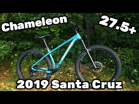 2019 Santa Cruz Chameleon D+ Review and Weight Mp3