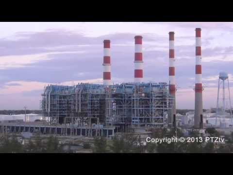FPL's Smokestack Implosion at Port Everglades in Fort Lauderdale Florida on 7/16/2013