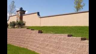 (563) 340-5709 Retaining Walls Bettendorf, Ia Davenport, Ia Quad Cities