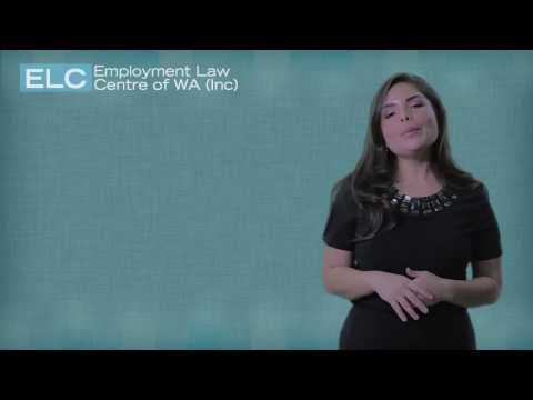Employment Law in WA: 13. Conclusion