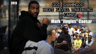 "God Shammgod & Mark ""Jingles"" Caesar Next Level Basketball Camp 2013"